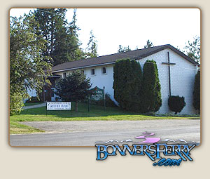 Bonners Ferry United Methodist Church