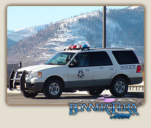 Bonners Ferry Police Department