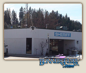 Boundary County Sheriff