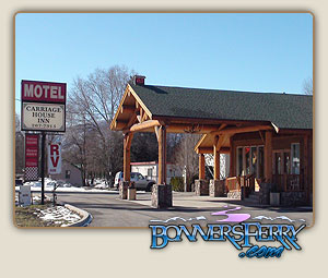Carriage House Inn & RV Park