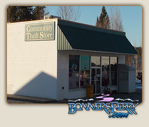 Community Thrift Store in Bonners Ferry