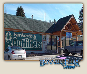 Far-North Outfitters in Bonners Ferry
