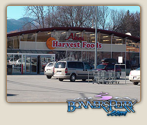 Akins Harvest Foods in Bonners Ferry