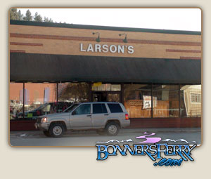 Larson's Department Store in Bonners Ferry